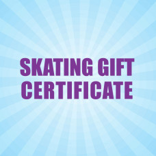 Family Gift Certificate (Entry & Skate Rental for 4 Persons)
