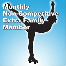Non-Competitive Extra Family Member Pass Monthly