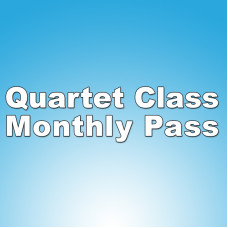 Quartet Lessons - Monthly Pass