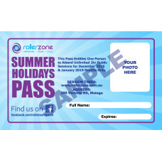 Summer Holiday Pass (1 Person)